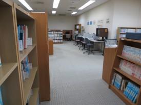 情報資料室2の写真